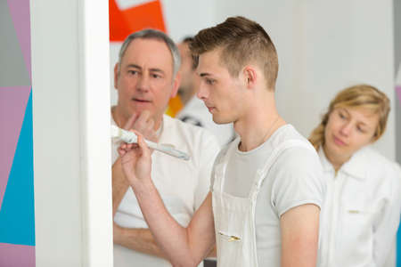 young house painters and decorators apprentices