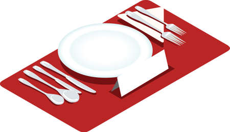 Christmas dinner icon