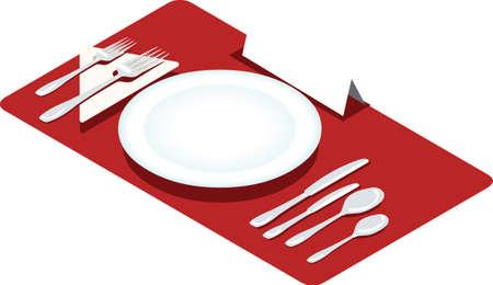 Christmas dinner sticker icon