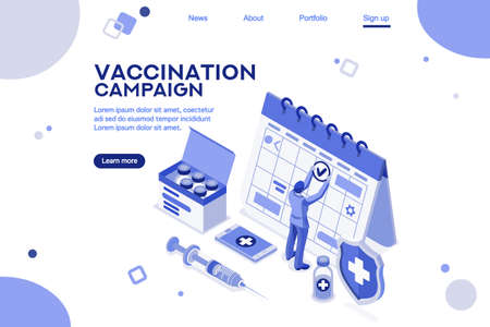 Health collection. Clinic center, hospital interface. Healthcare, modern doctor team. Medical app. Team career web banner. Flat isometric illustration isolated on white background. Illustration