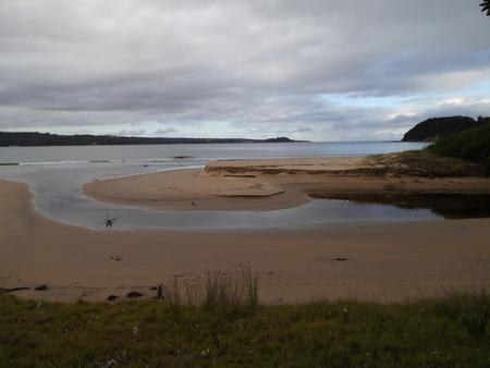 nsw: Boydtown Beach, NSW, Australia