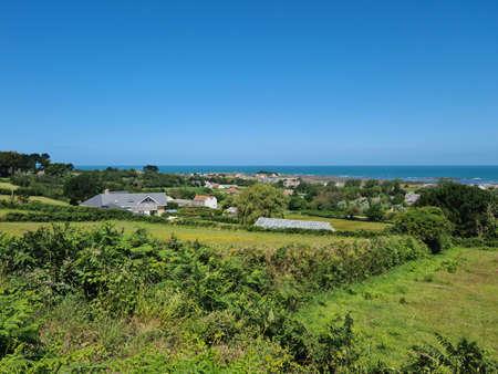 Rue du Dos d'AÌ'ne, Guernsey Channel Islands