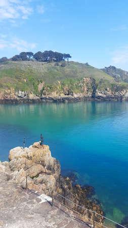Saints Bay Harbour, St Martins, Guernsey Channel Islands