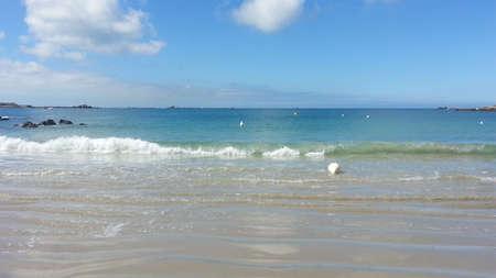 Chouet Beach, Vale, Guernsey Channel Islands