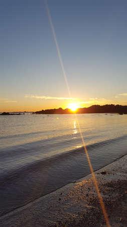 Chouet Beach, Guernsey Channel Islands