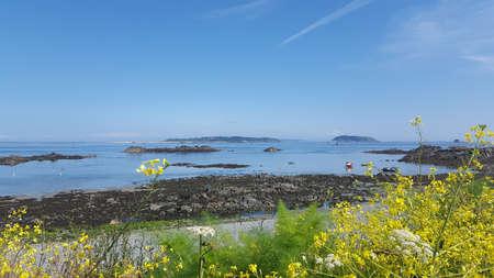 Herm, Jethou, Sark, Guernsey Channel Islands