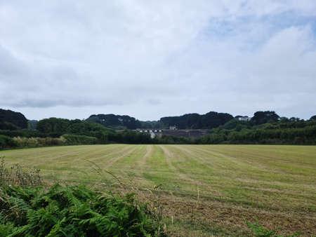 St Saviour Reservoir, Guernsey Channel Islands