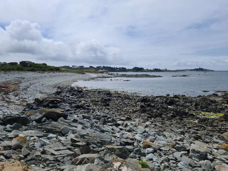 Crocq Bay, St Saviours, Guernsey Channel Islands