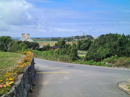 L'Eree Nature Reserve, St Pierre Du Bois, Guernsey Channel Islands