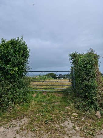 St Saviour Field Gate, Guernsey Channel Islands