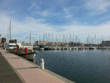 Narbonne-Plages port