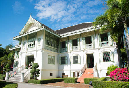 tranquilly: Khum Chao Luang Muang Phrae (Phrae Governor\\
