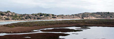 the scene is by the Onkaparinga River at Port Noarlunga South Banco de Imagens