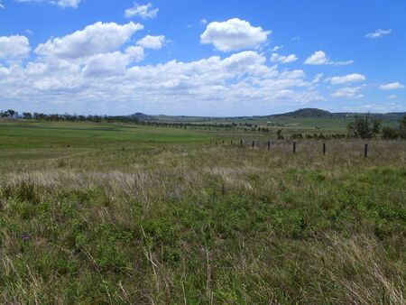 View of Darling Downs Queensland Stock Photo - 17073547