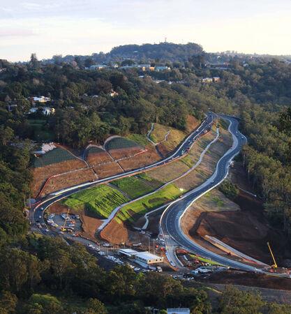 roadworks: roadworks engineering upgrade progress June 2014