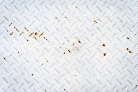 white sheet: Rusty White Metal Sheet