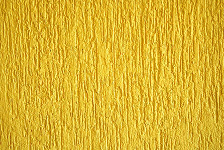 terraced: Wall texture sand coloured for fine background, fill paint and others Stock Photo