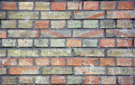 terraced: Brick texure