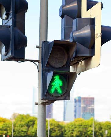Traffic-light photo