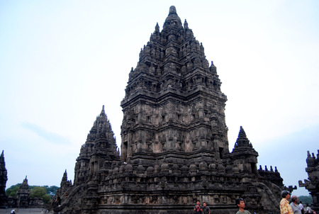 Prambanan temple is one of the temples that became the royal heritage in Indonesia