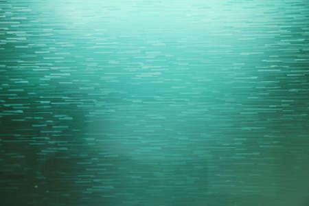 verre vert translucnet
