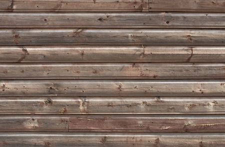 unpainted: Unpainted brownish wooden wall background.