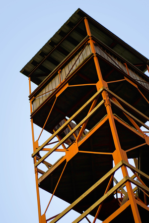 Observation tower for nature-lovers. Imagens