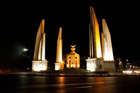 democracy monument: Democracy Monument  Stock Photo