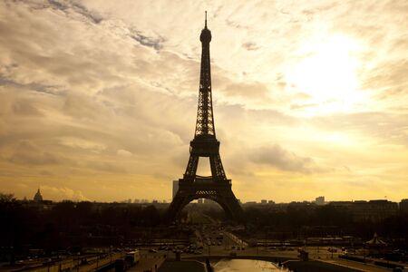 Tower Eiffel in Paris, France Stock Photo - 7847941