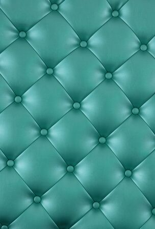 Texture of light green leather  photo