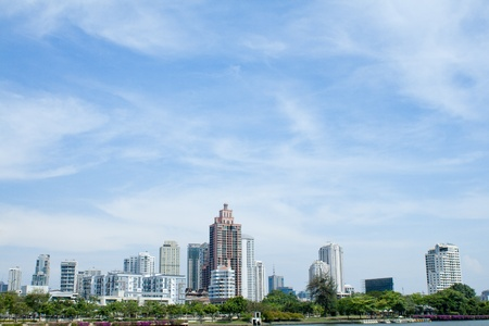 Cityscape Bangkok, Thailand Stock Photo - 12809447