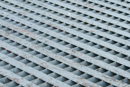 Grate of Drain cover photo