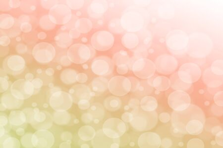 bokeh abstract light background