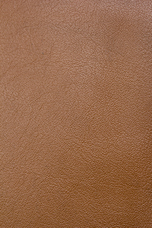 Luxury brown leather photo