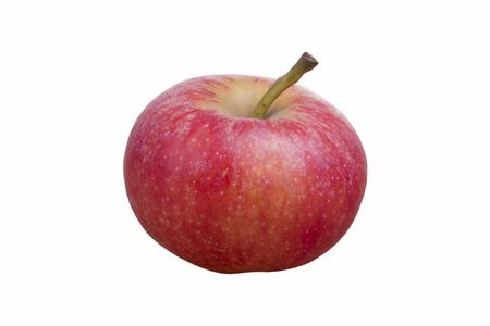 apple isolated on white background Stock Photo
