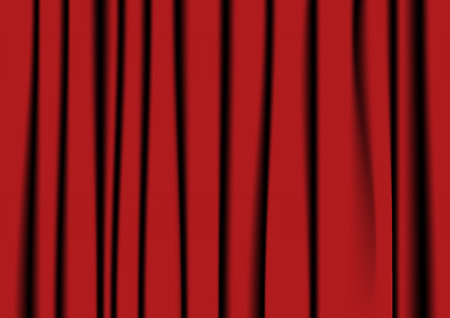 theatrical performance: Curtain