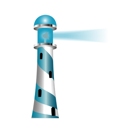 lighthouse keeper: Lighthouse