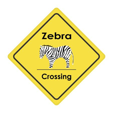 zebra crossing: Paso de cebra