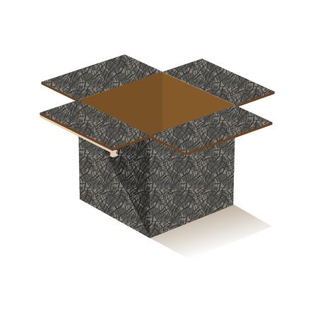 stockpile: Elaphant Box Illustration