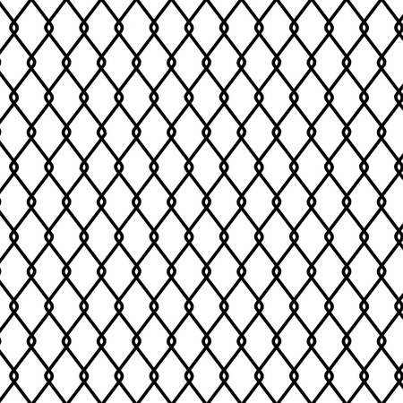 detain: Wire Fence