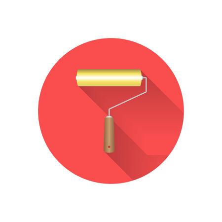 Paint Roller (LongShadow)