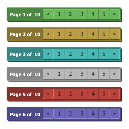 pagination: Pagination Bar