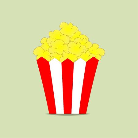tare: Popcorn