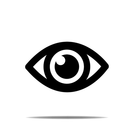Eye Icon Vettoriali