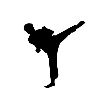 kwon: Taekwondo Illustration