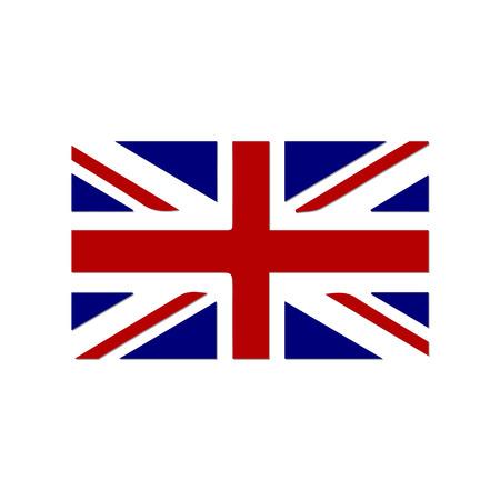 uk: Uk flag Illustration