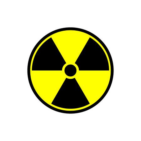 放射性のシンボル 写真素材 - 34948970