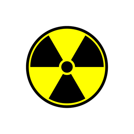 plutonium: Radioactive symbol