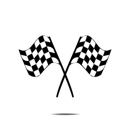 Flag Cross Vector
