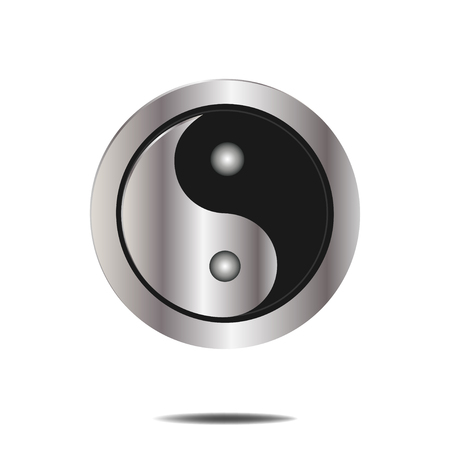 YinYang Illustration